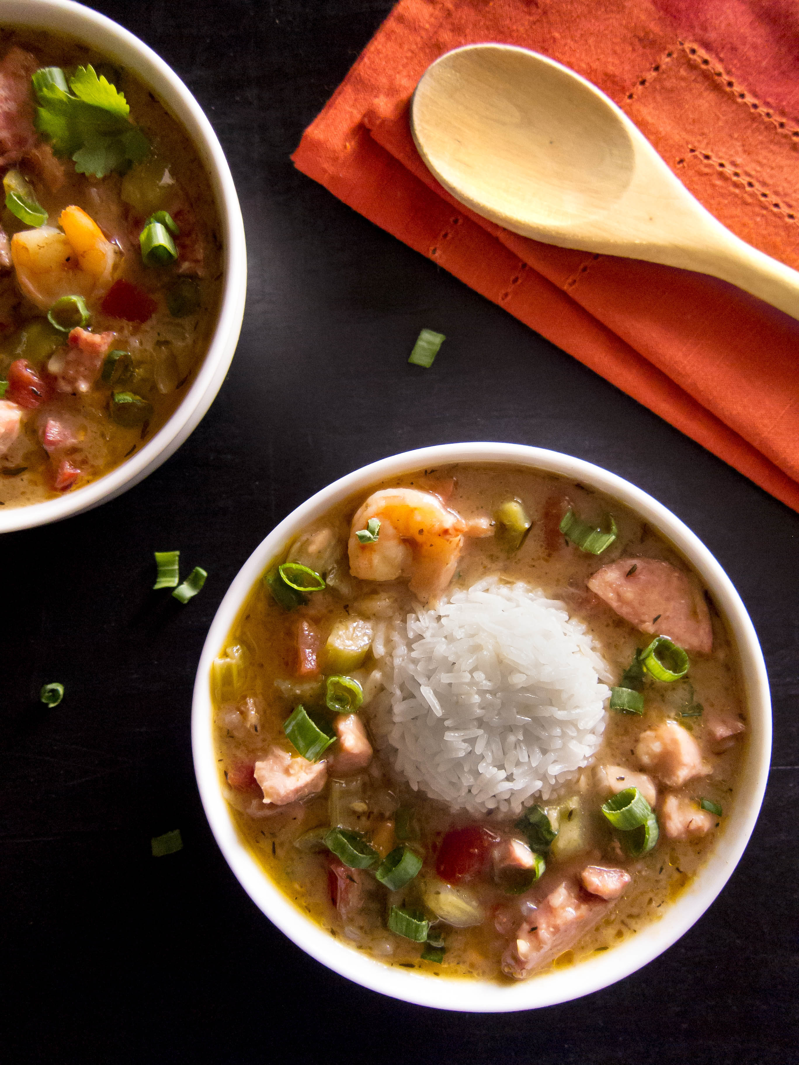 Delicious New Orleans Instant Pot Gumbo